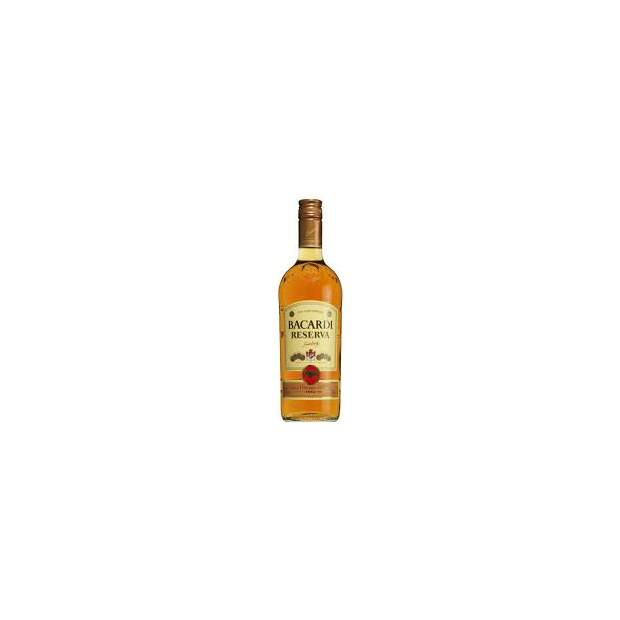 Bacardi Gold Reserve