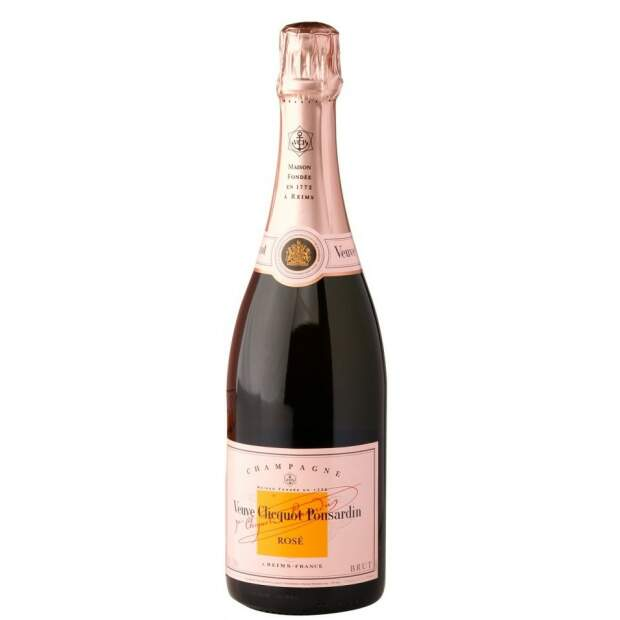 Veuve Clicquot Rose Saint-Petersbourg