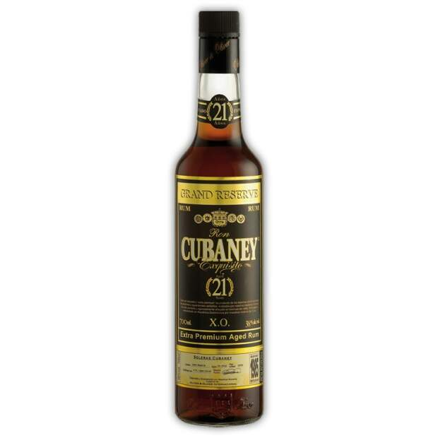 Cubaney Ron Aged 21 Jahre