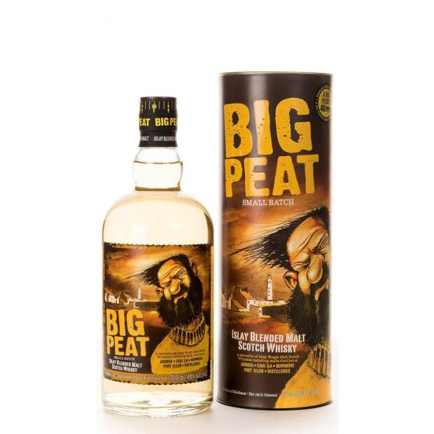 Big Peat Islay Blended