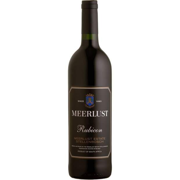 Meerlust Cuvée Rubicon