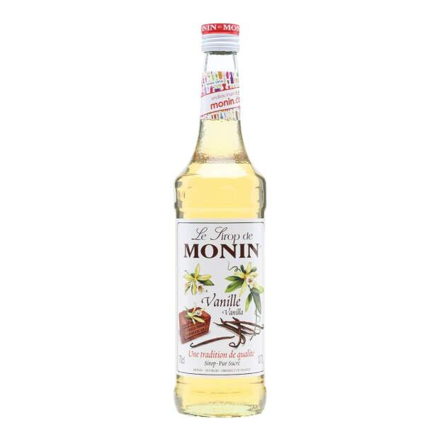 Monin Vanillesirup