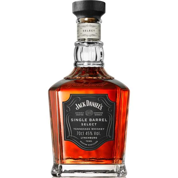 Jack Daniels Single Barrel 100