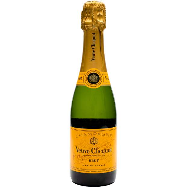 Veuve Clicquot Yellow Lable